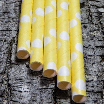 amarillo-puntos-blancos